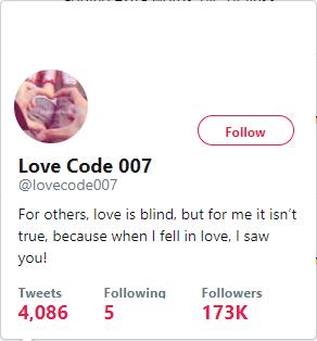 #join - love code 007
